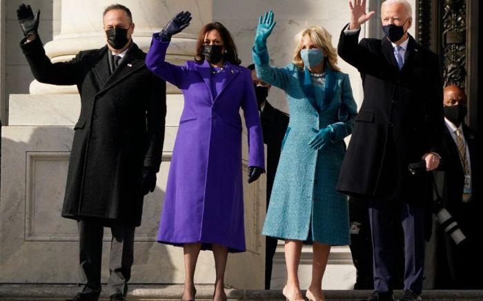 kamala harris, jill biden, joe biden, biden harris, inauguration day, 2021 inauguration