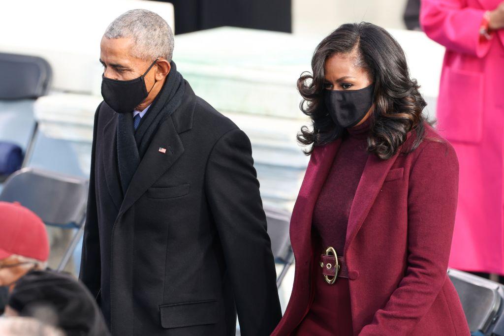 michelle obama, 2021 inauguration, first lady fashion