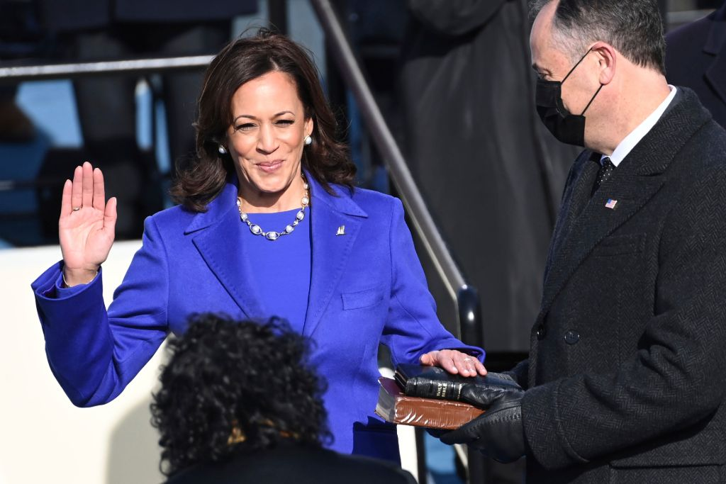 kamala harris, 2021 inauguration
