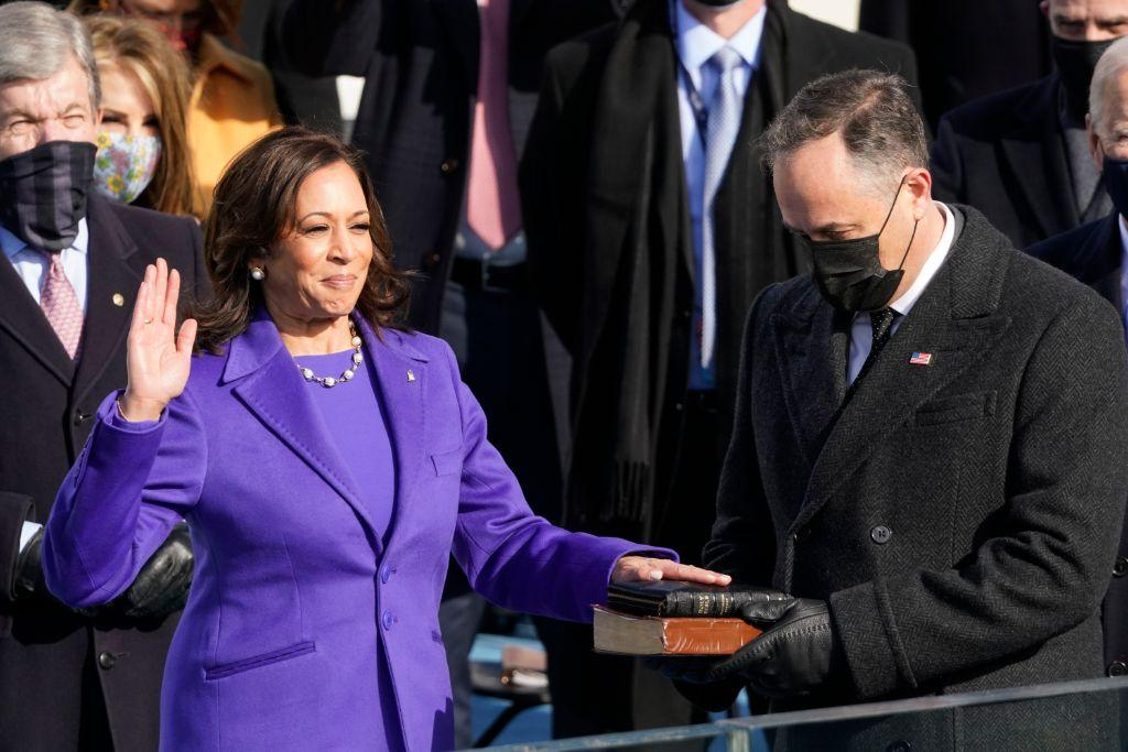 kamala harris, harris, biden, joe biden, 2021 inauguration, inauguration day, christopher john rogers
