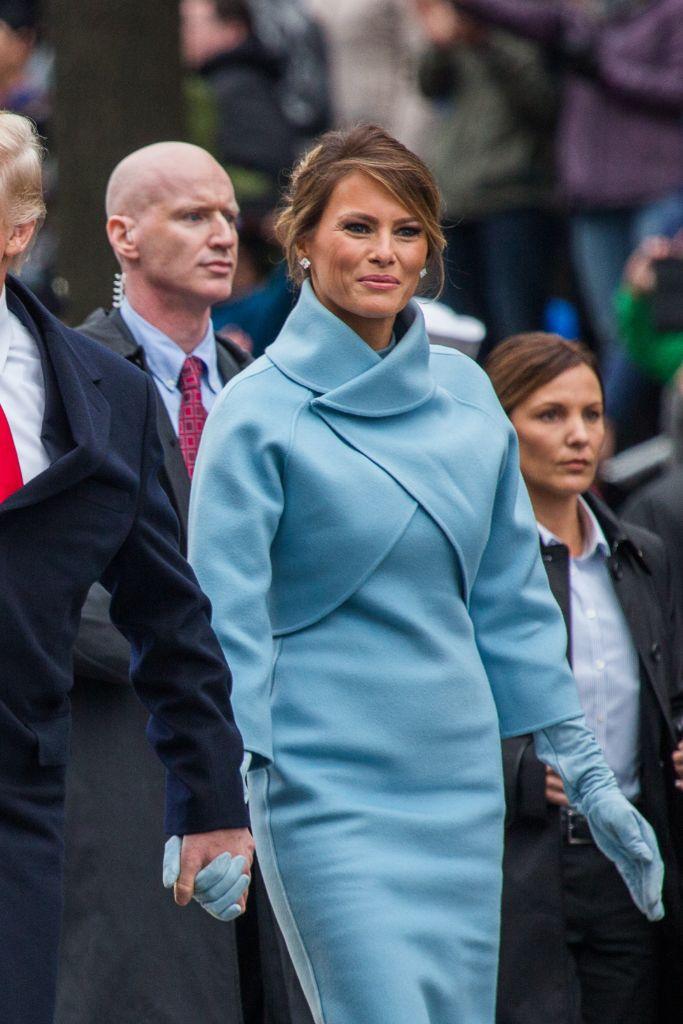 melania trump, first lady fashion