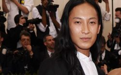 Alexander Wang, left, and Taraji P.