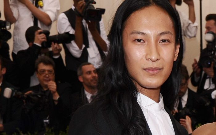 "Alexander Wang, left, and Taraji P. Henson arrive at The Metropolitan Museum of Art's Costume Institute benefit gala celebrating ""China: Through the Looking Glass"" on Monday, May 4, 2015, in New York. (Photo by Charles Sykes/Invision/AP)"