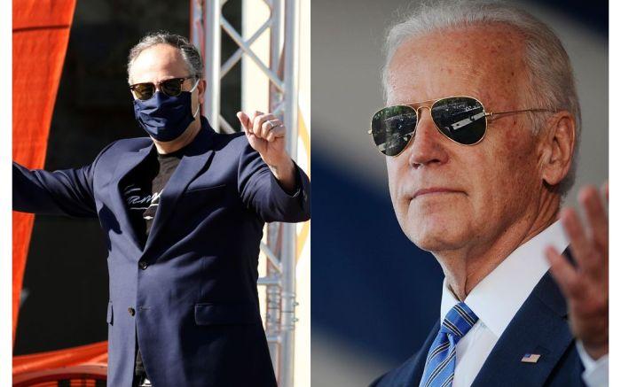 joe biden, doug emhoff, menswear, presidential style, inauguration, presidential inauguration