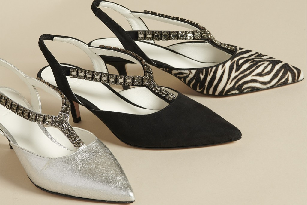 o2 monde, sustainable heels, brigitte slingback