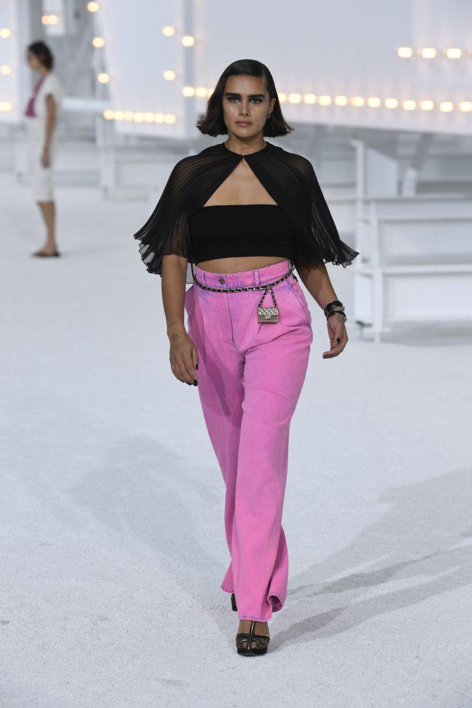 chanel, spring 2021, spring 2021 trends, spring 2021 fashion trends, 2021 fashion trends, fashion, chanel fashion