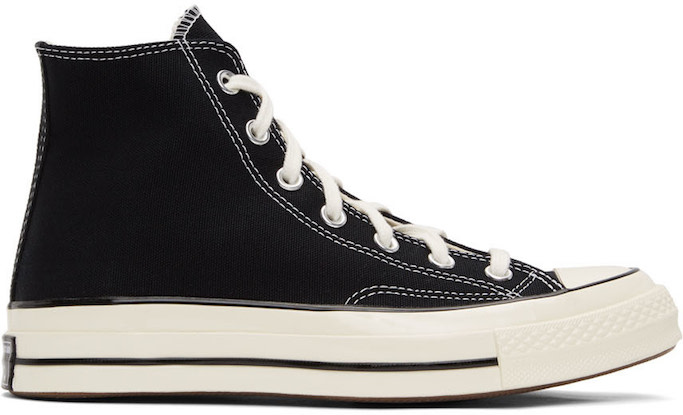 Converse Chuck 70 High Sneaker, black