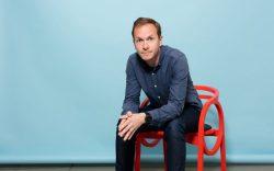 Emil Viklund, CEO of Happy Socks