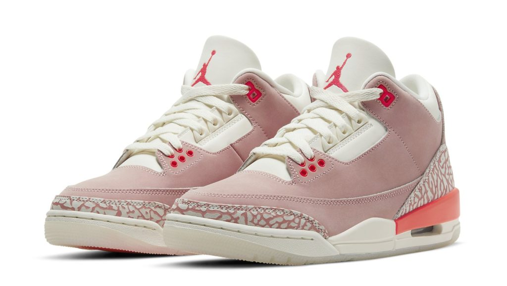 Air Jordan 3 Retro Women's 'Rust Pink'