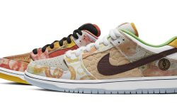 Nike SB Dunk Low 'Street Hawker'