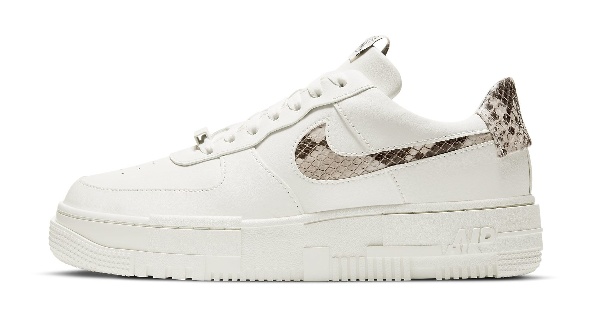 Nike Follows the Air Force 1 Pixel 'Desert Sand' With 'Sail Snake ...