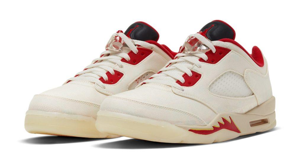 Air Jordan 5 Retro Low 'Chinese New Year'