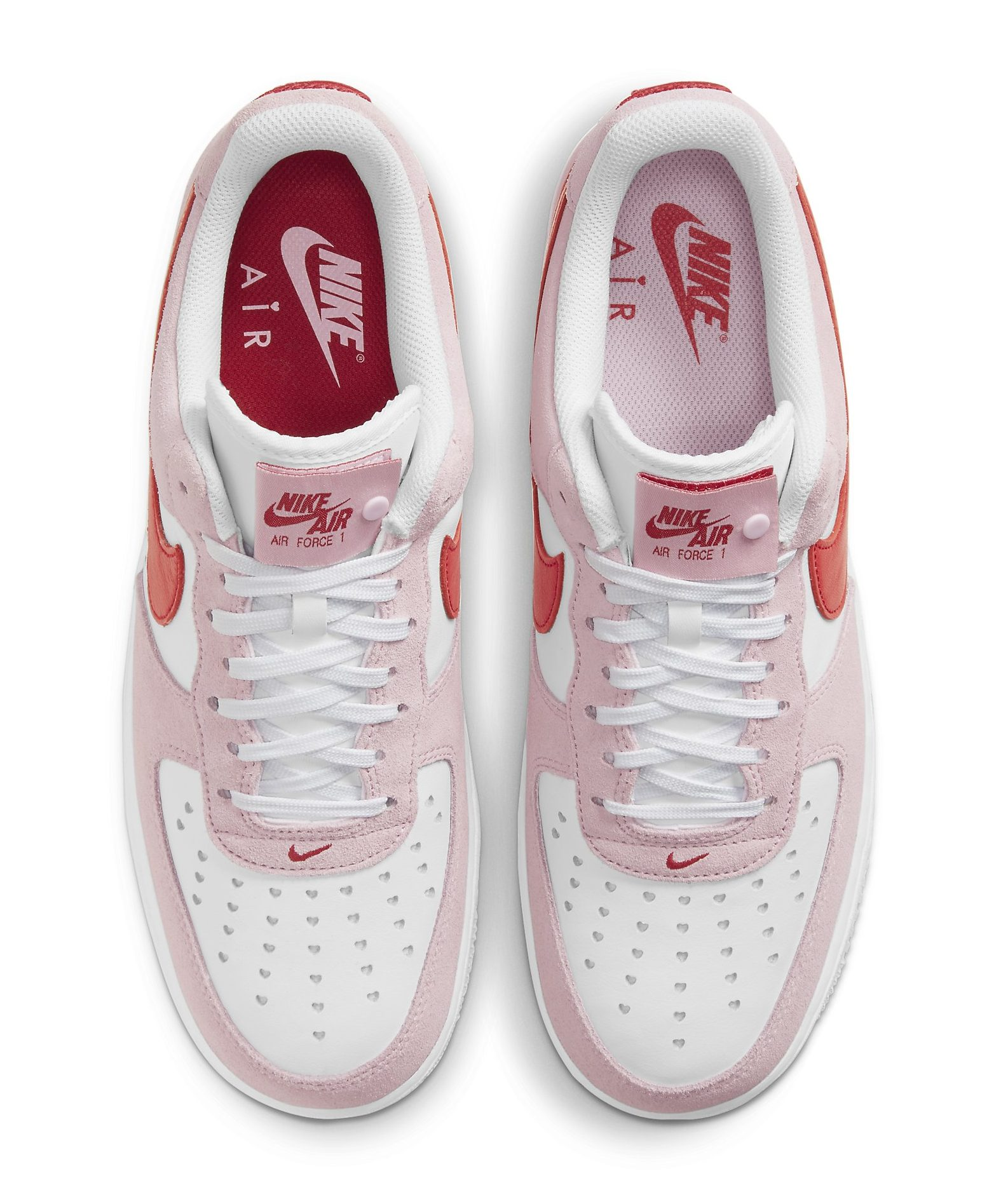Nike Air Force 1 Low 'Love Letter' Release Info: How to Buy a Pair ...