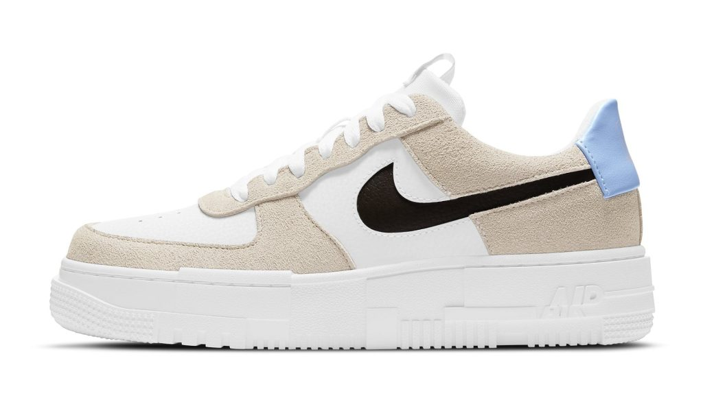 Nike Air Force 1 Pixel 'Desert Sand'