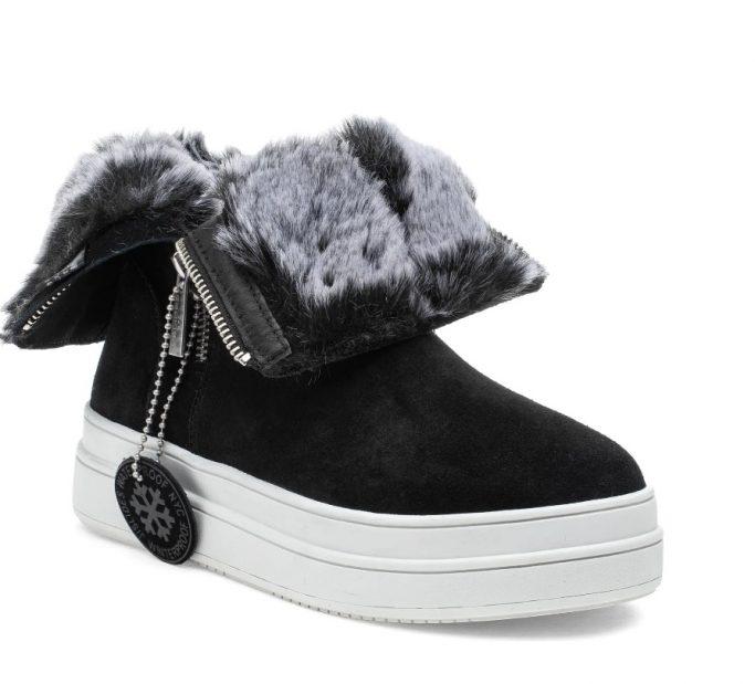 JSLIDES Sneaker Bootie