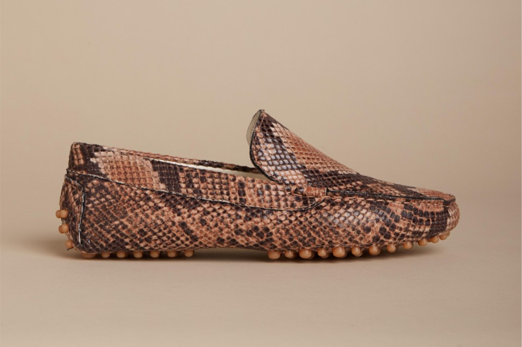 o2 monde, sustainable shoes, jane loafer