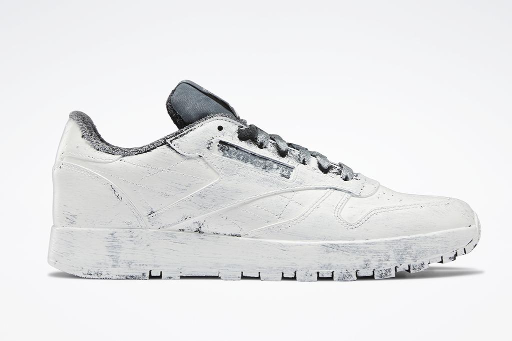 Maison Margiela, Reebok, Tabi, Classic Leather, Sneaker
