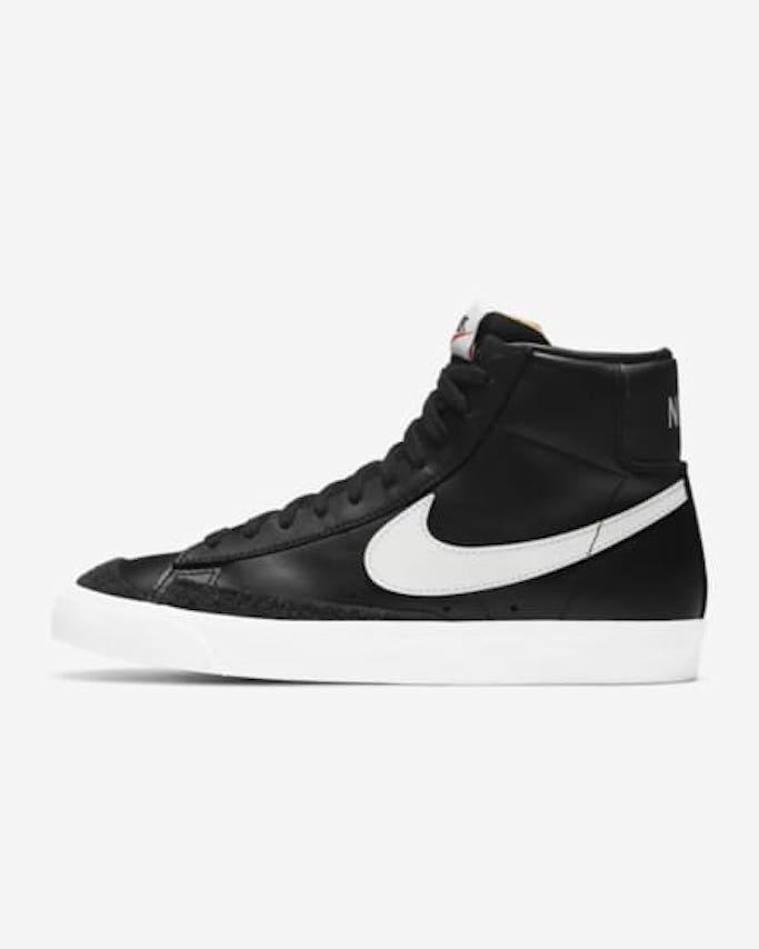 Nike Blazer Mid '77 Vintage Sneakers, black