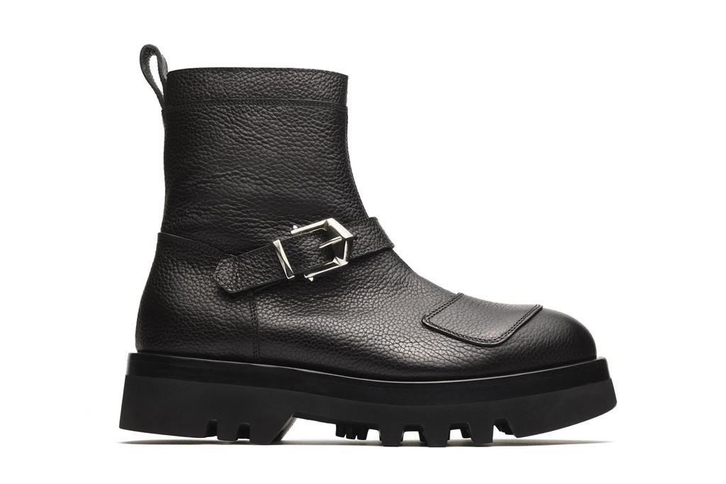nomenklatura studio, zipper boot, alexandre plokhov