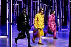 Fendi's Fall 2021 Men's Collection Puts a New Twist on Pajama Dressing