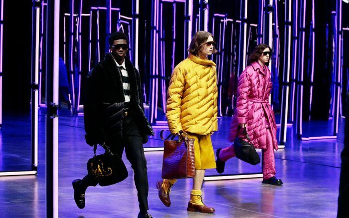 fendi, fendi shoes, fendi fall 2021, fall 2021, fall 2021 menswear, menswear