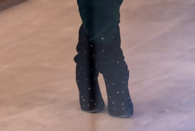 Sarah Jessica Parker Visits SJP Shoe Store in NYC South Street Seaport, NY. 24 Jan 2021 Pictured: Sarah Jessica Parker. Photo credit: RCF / MEGA TheMegaAgency.com +1 888 505 6342 (Mega Agency TagID: MEGA728670_001.jpg) [Photo via Mega Agency]