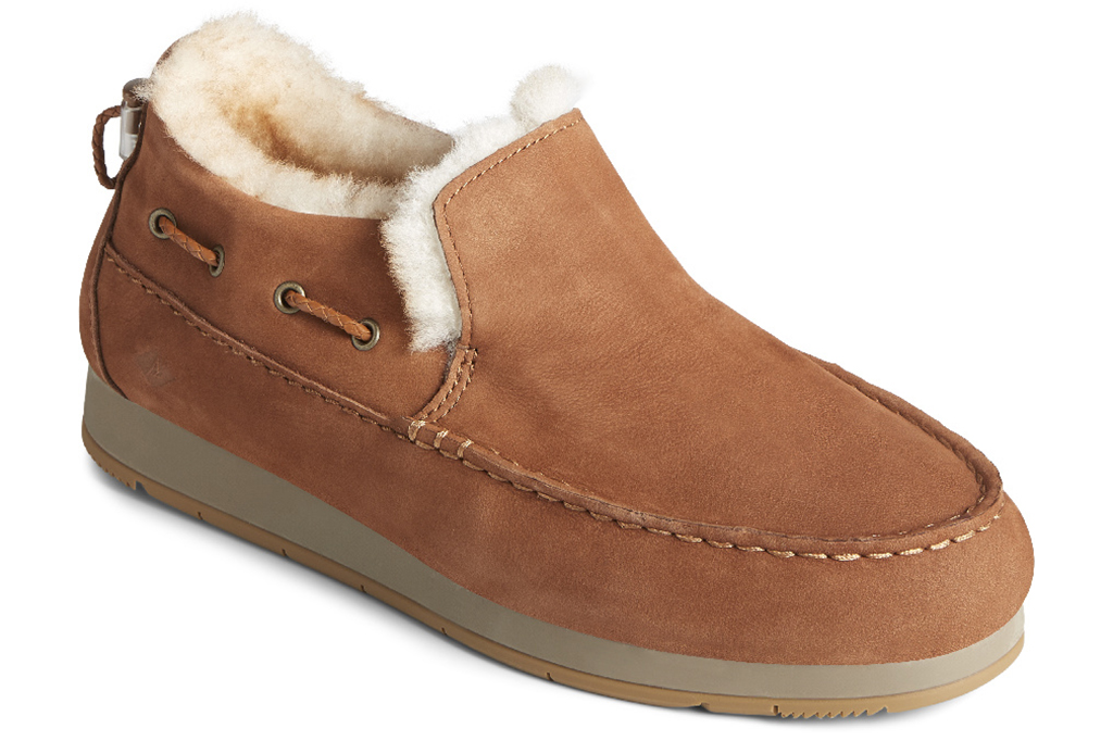 Sperry moc sider