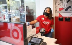 New Target store location on campus