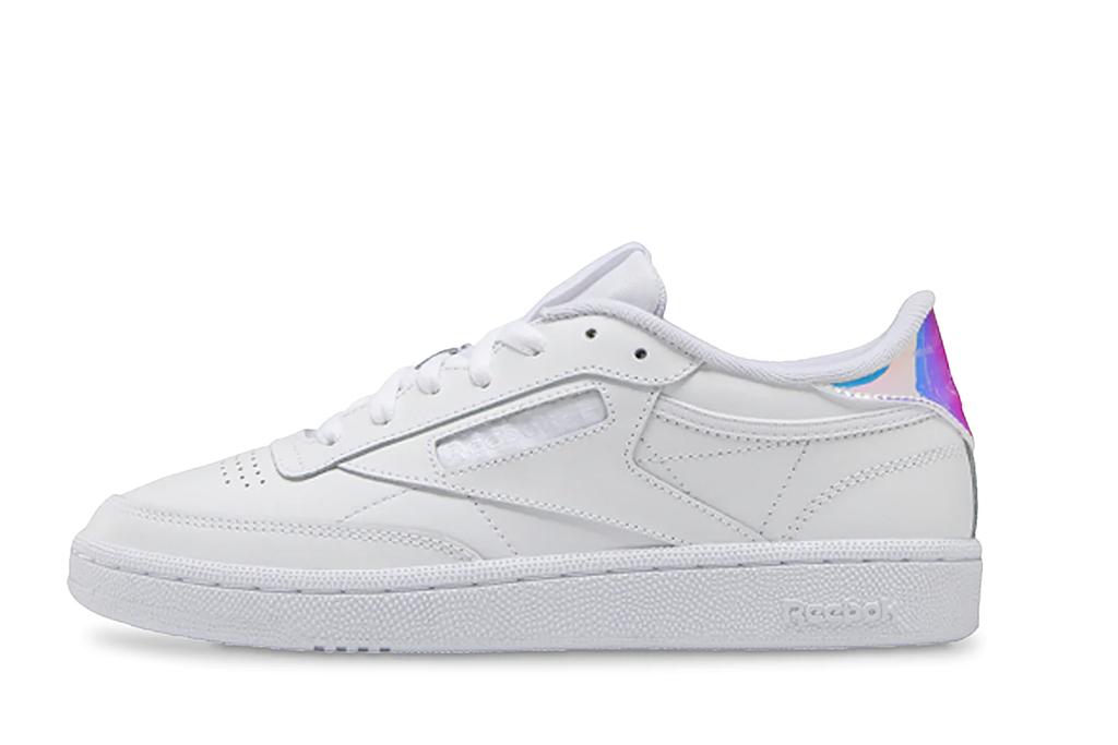 reebok, reebok club c sneaker, white sneakers