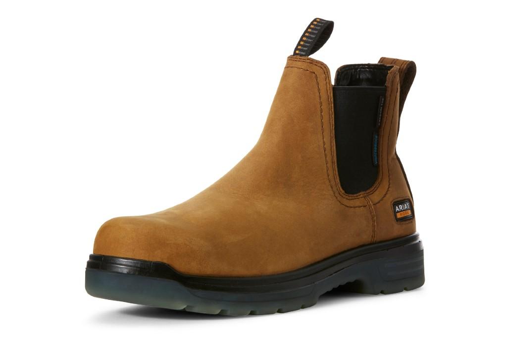 ariat turbo, men's work boots