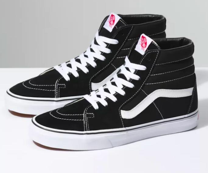 Vans Sk8-Hi Sneakers, black