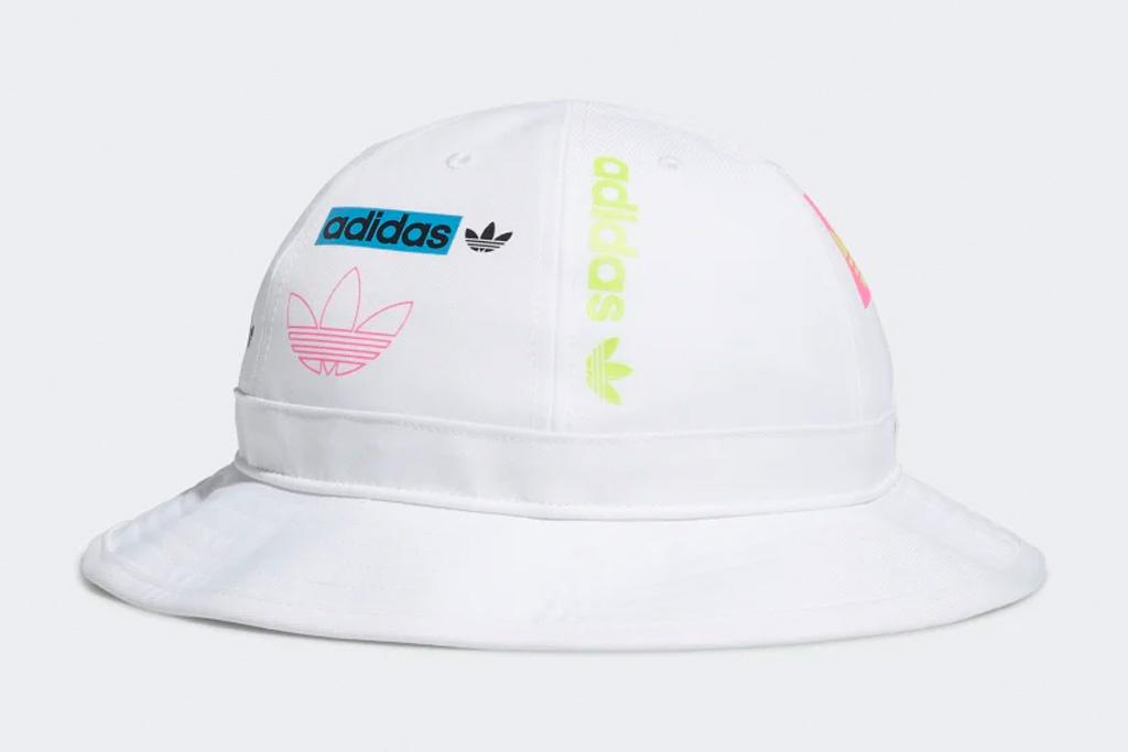 adidas, bucket hat