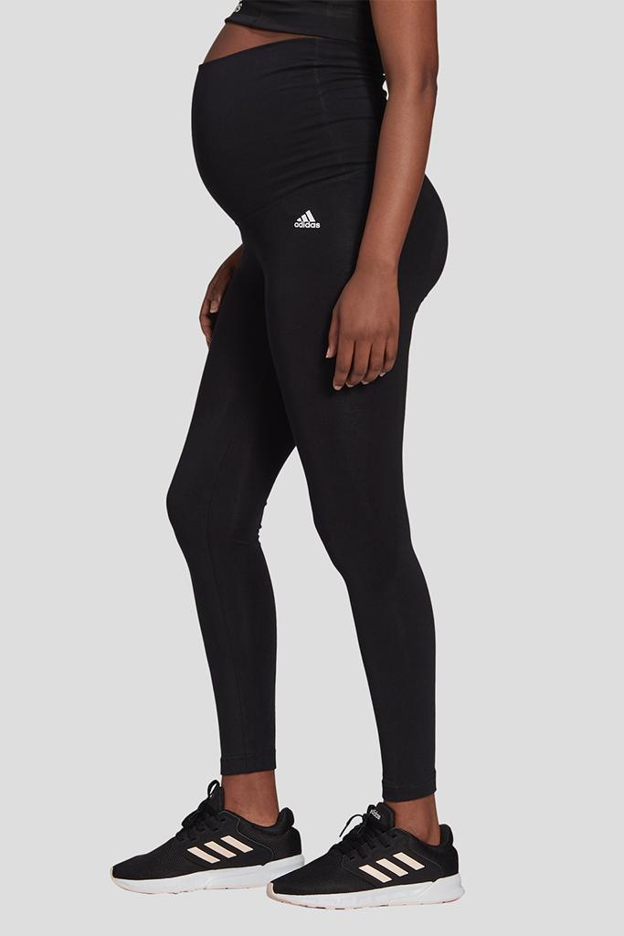 adidas maternity, adidas, pregnancy leggings