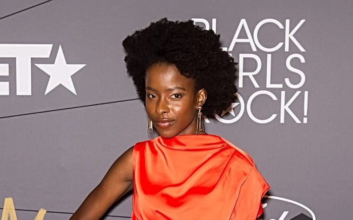 Celebrities attend 2018 Black Girls Rock! at New Jersey Performing Arts Center in Newark, NJ.