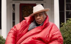 Andre Leon Talley for Ugg