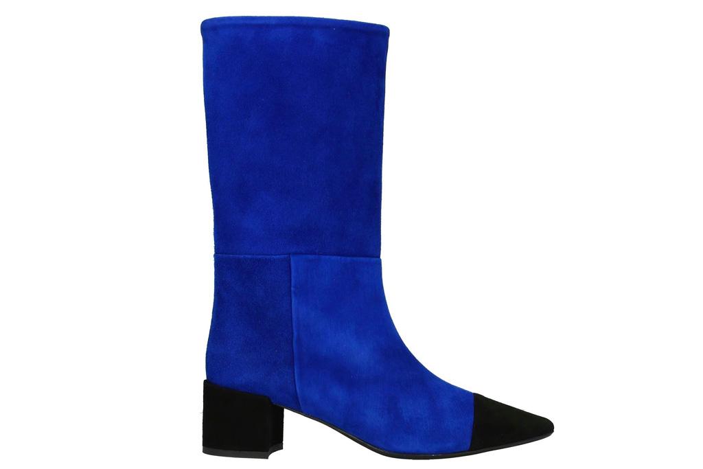 blue boots, anna f