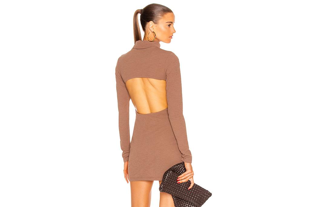 atoir, dress, cutout
