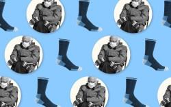 darn tough socks, bernie sanders mittens,