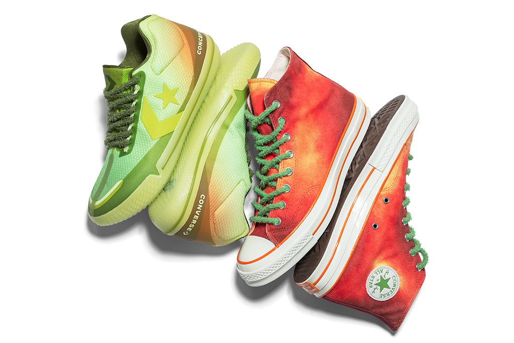 Concepts x Converse All Star BB Evo Chuck 70 Southern Flame