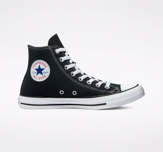 Converse High Top Black