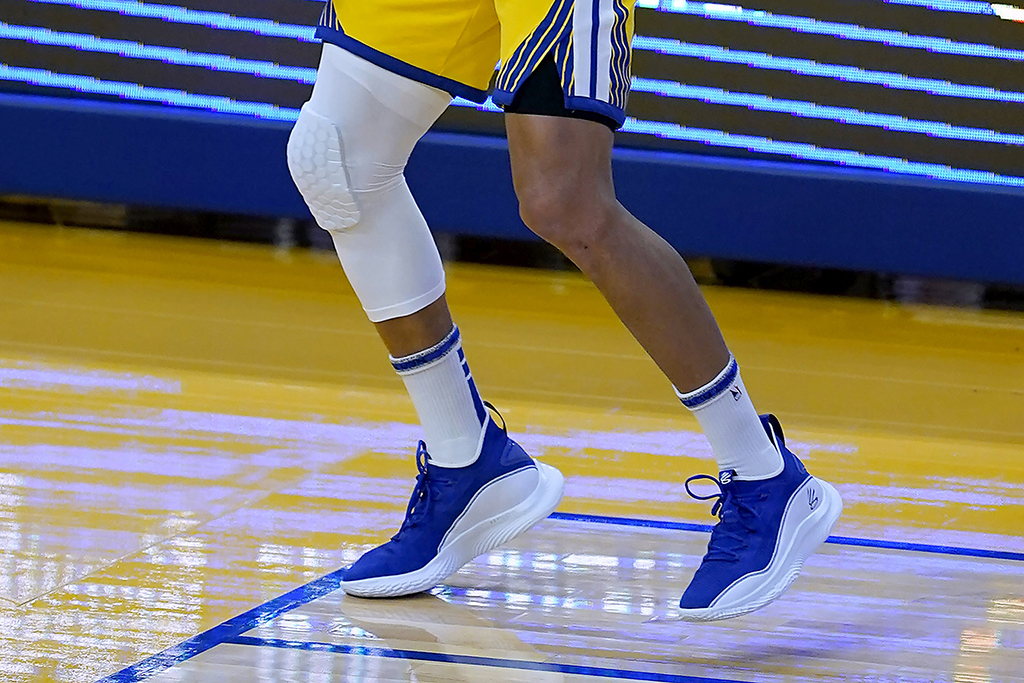 Stephen Curry Brand Curry Flow 8 Under Armour
