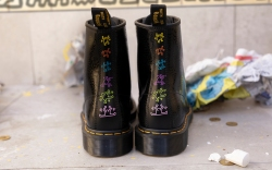 Dr. Martens x Keith Haring Collab