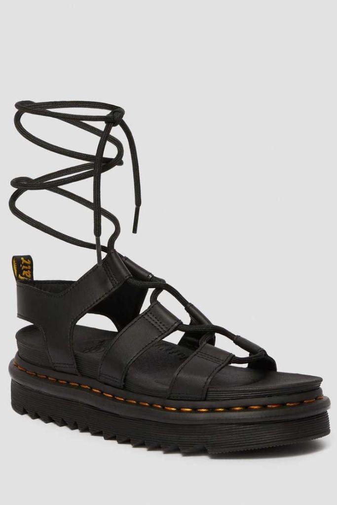 dr martens, dr martens gladiator sandal, gladiator sandal, spring 2021 trends, 2021 trends