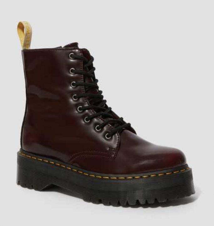 Dr. Martens Vegan Jadon II Platform Boots