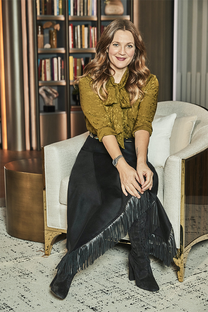 Drew Barrymore, show, fashion