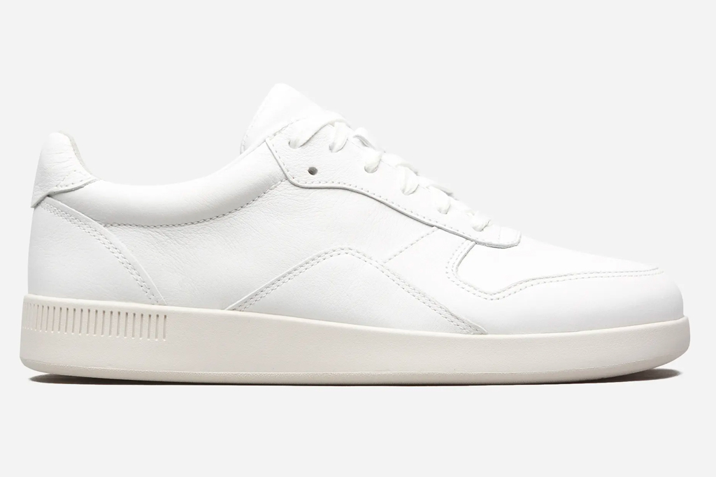 everlane, sneakers, white