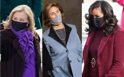 first lady fashion, first ladies in