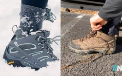 merrell, moab, hiking, boots