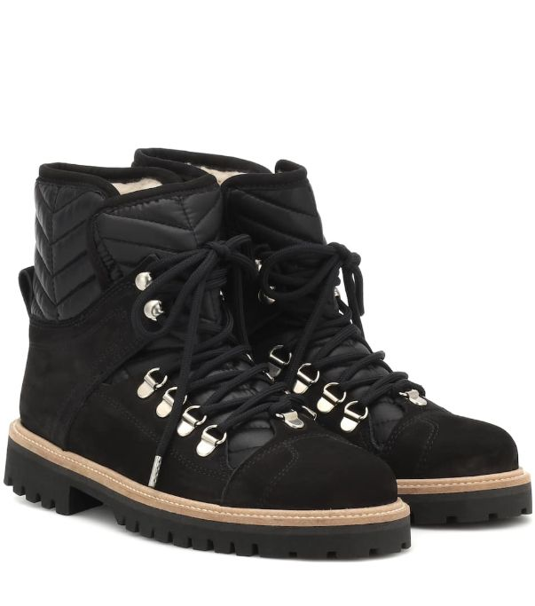 ganni boots, ganni hiking boot, spring 2021 trends, 2021 trends