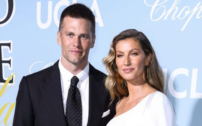 (FILE) Tom Brady Announces He Is Leaving the New England Patriots